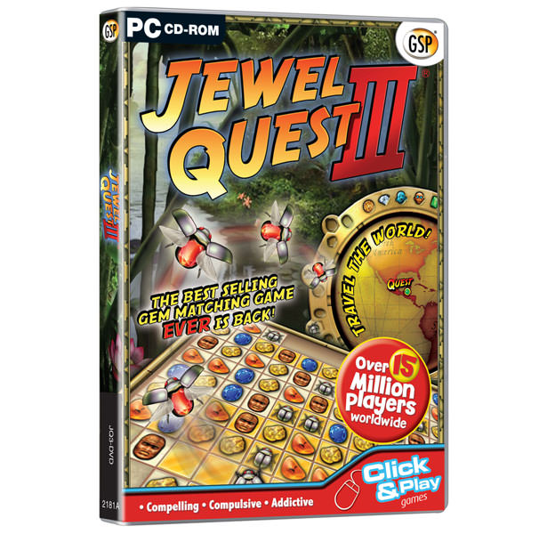 Jewel Quest III picture or screenshot