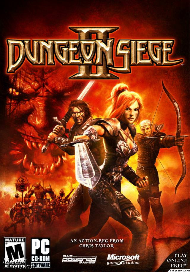 Dungeon Siege 2 picture or screenshot