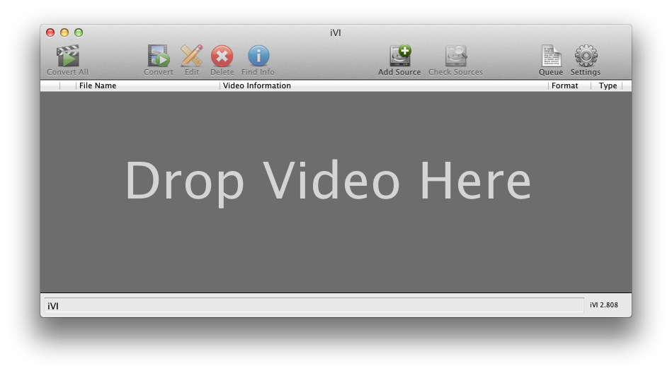 iVI - iTunes Video Importer picture