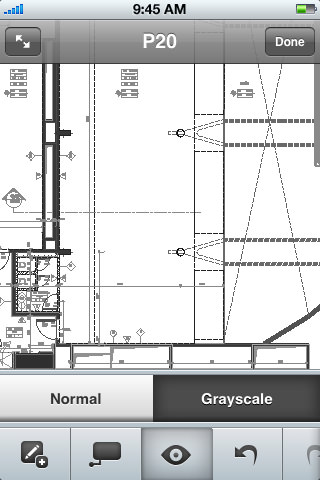 Autocad WS for iOS picture