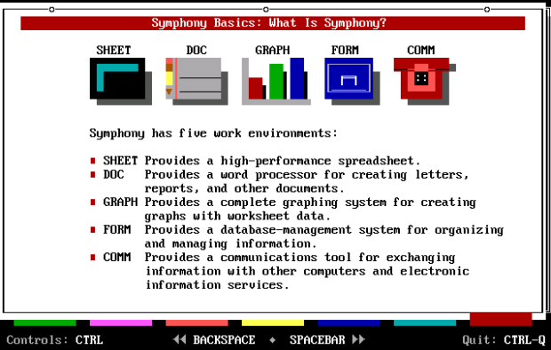 Lotus Symphony picture or screenshot