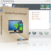 Xilisoft Mobile Phone Manager picture