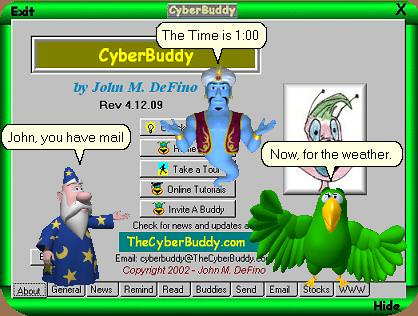 CyberBuddy picture