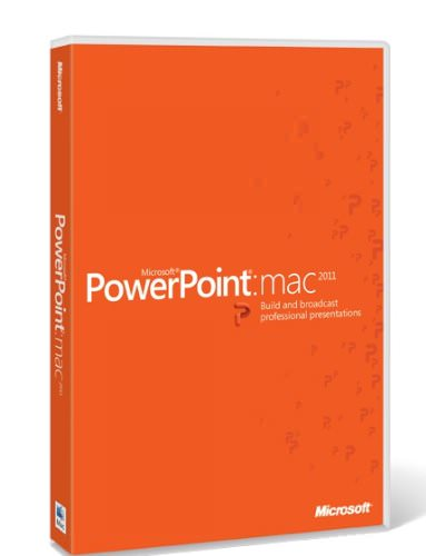 Microsoft PowerPoint for Mac picture