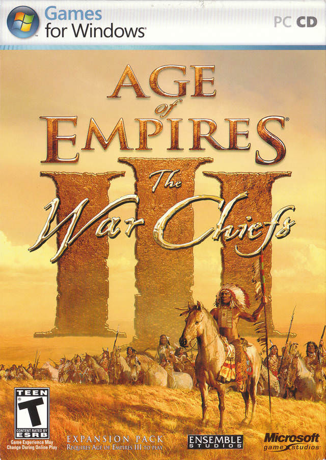 Age of Empires III: The WarChiefs picture