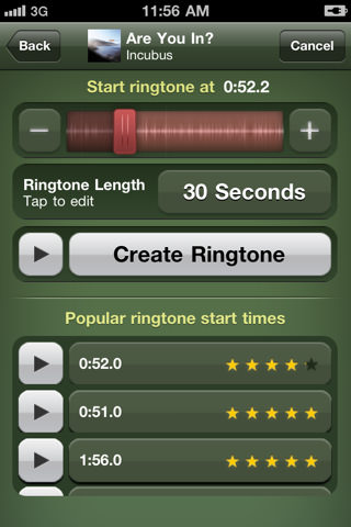 Ringtone Maker for iPhone picture