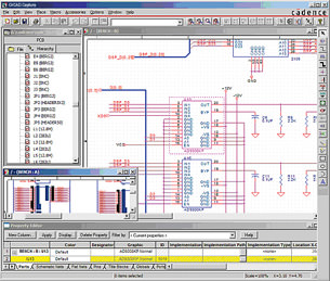 Cadence OrCAD Capture picture or screenshot