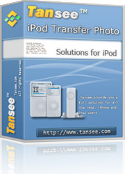 Tansee iPod Transfer Photo picture