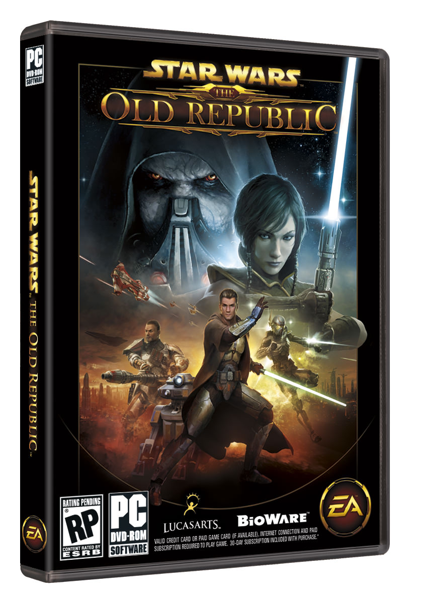 Star Wars: The Old Republic picture