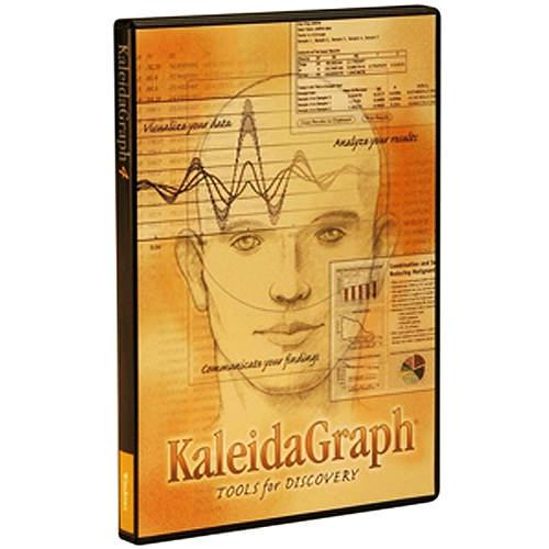 KaleidaGraph picture or screenshot