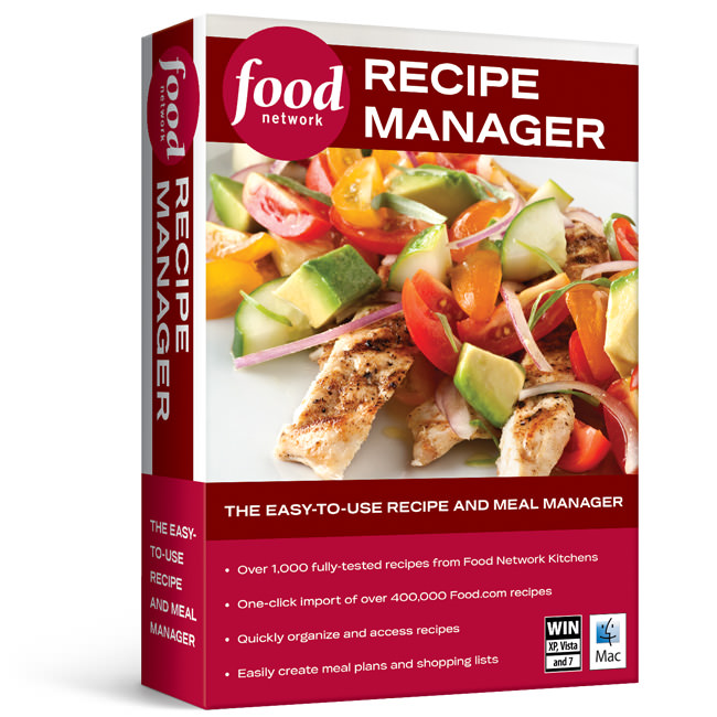 Food network recipe manager file extensions Food network recipes