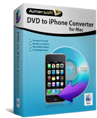 Aimersoft DVD to iPhone Converter for Mac picture
