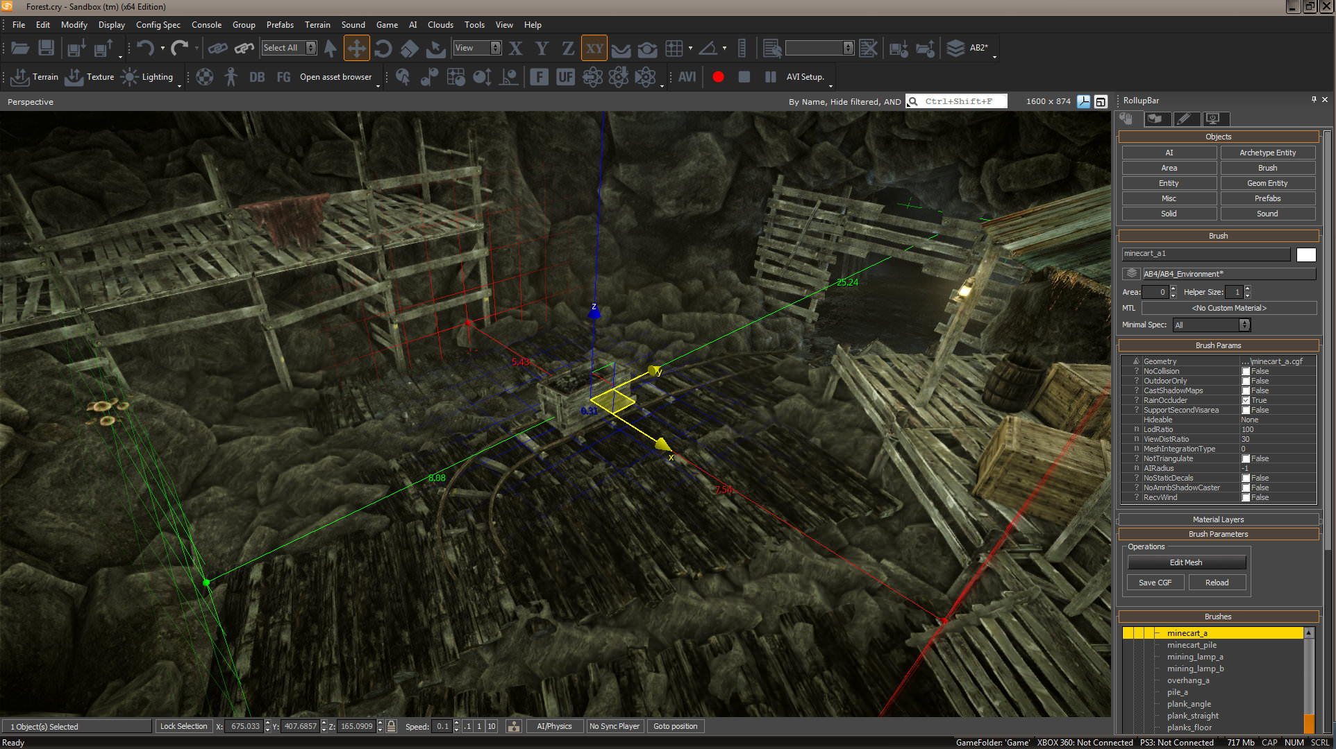 CryENGINE Free SDK picture or screenshot