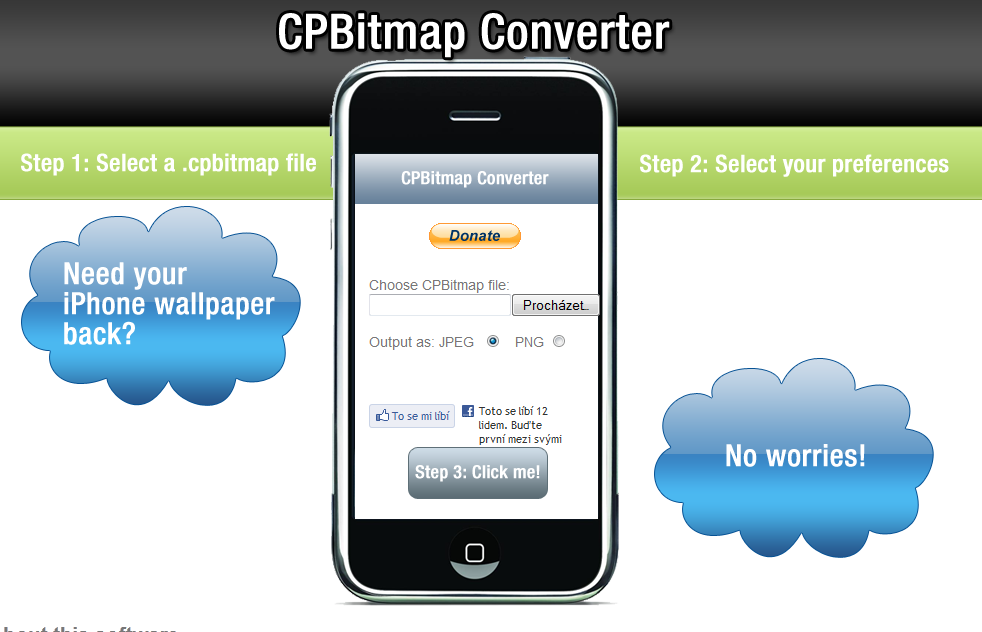 CPBitmap Converter picture