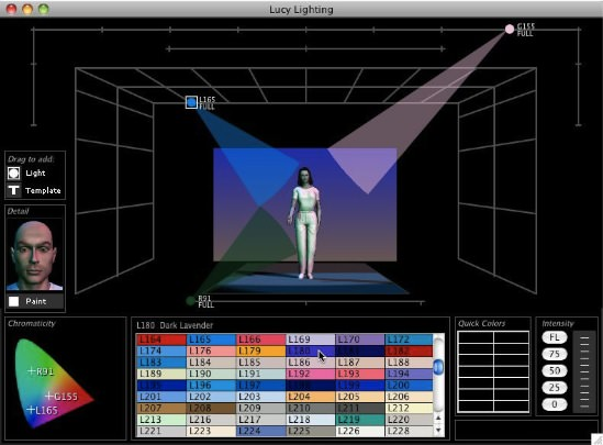Virtual Light Lab picture or screenshot