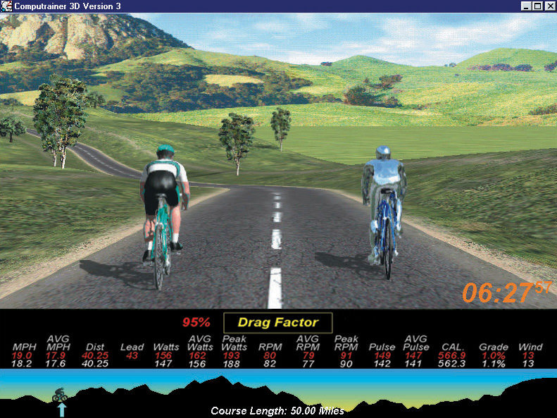 CompuTrainer picture or screenshot