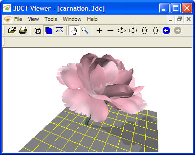 3DCT Viewer picture or screenshot