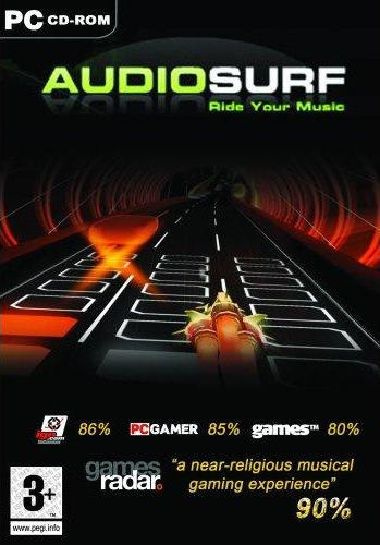 Audiosurf picture or screenshot