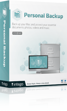 intego Personal Backup picture