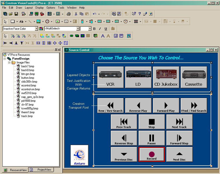 VisionTools Pro-e picture or screenshot