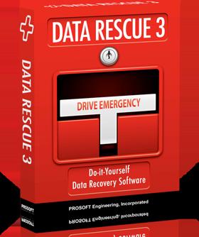 Data Rescue picture or screenshot