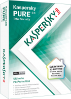 Kaspersky PURE picture or screenshot