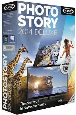 MAGIX PhotoStory on DVD picture or screenshot