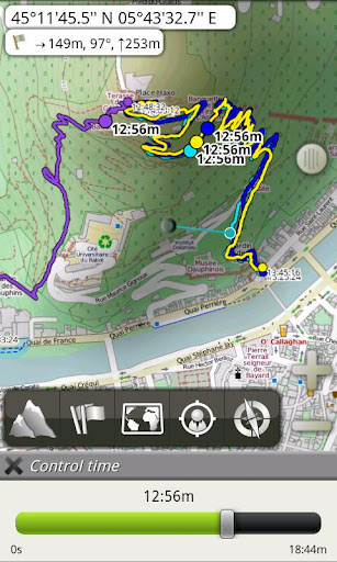 AlpineQuest GPS Hiking picture or screenshot