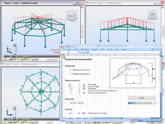 AutoDesk Robot Structural Analysis Professional picture or screenshot