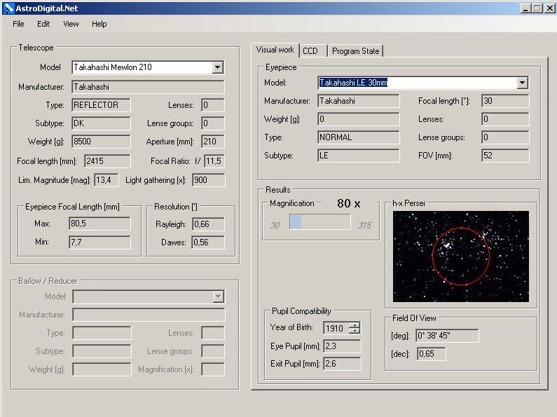 AstroDigital.Net picture or screenshot