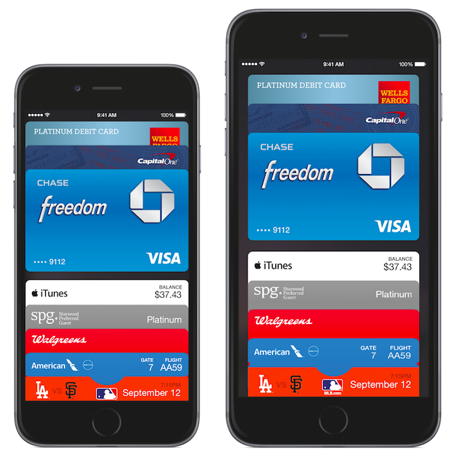Apple Wallet (Passbook) file extensions
