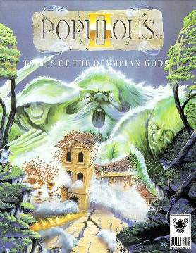 Populous II: Trials of the Olympian Gods picture or screenshot