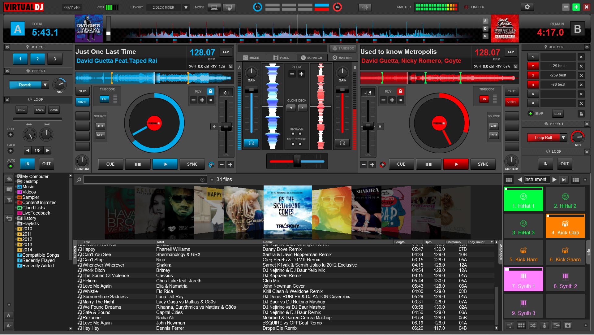 VirtualDJ for Mac picture