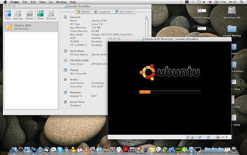 VirtualBox for Mac picture
