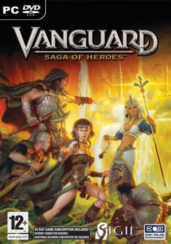 Vanguard: Saga of Heroes picture or screenshot