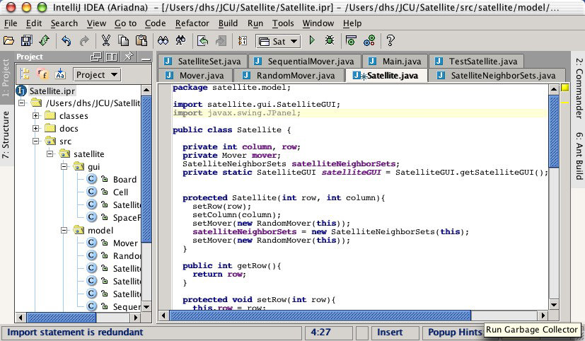 IntelliJ IDEA for Mac picture
