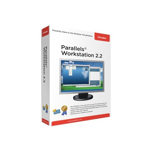 Parallels Workstation for Linux picture