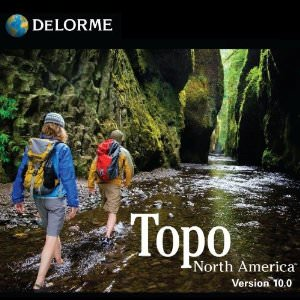 Topo North America picture