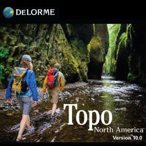 Topo North America picture or screenshot