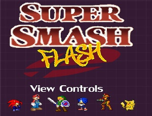 Super Smash Flash picture or screenshot