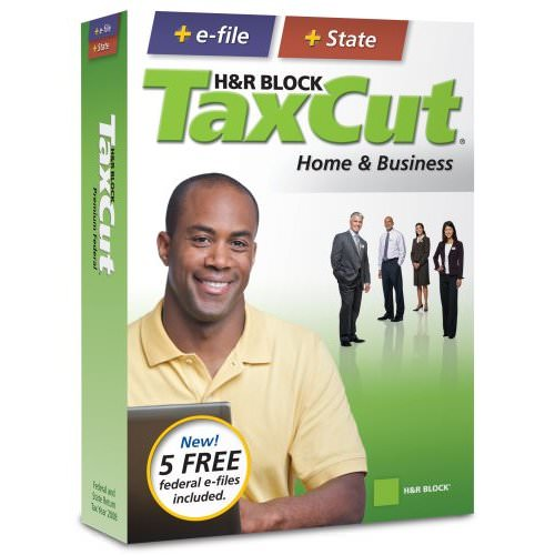 TaxCut Home & Business for Mac picture or screenshot
