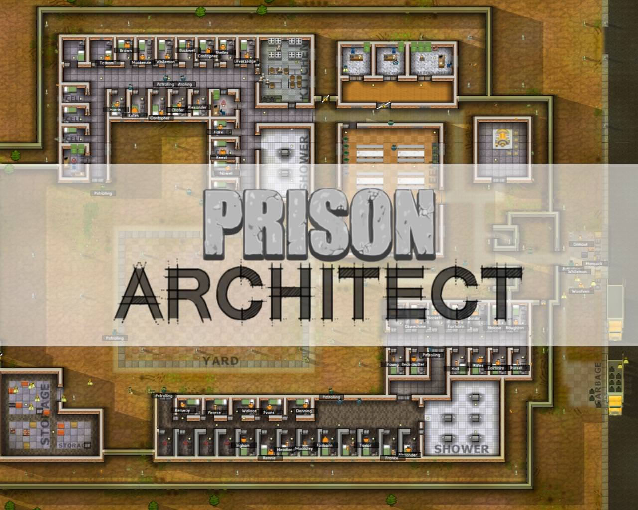 Prison Architect picture or screenshot