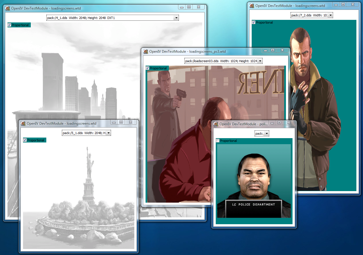 OpenIV picture or screenshot