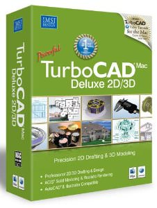 TurboCAD for Mac picture