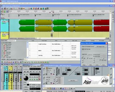 SADiE picture or screenshot