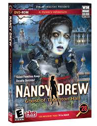 Nancy Drew: Ghost of Thornton Hall picture or screenshot