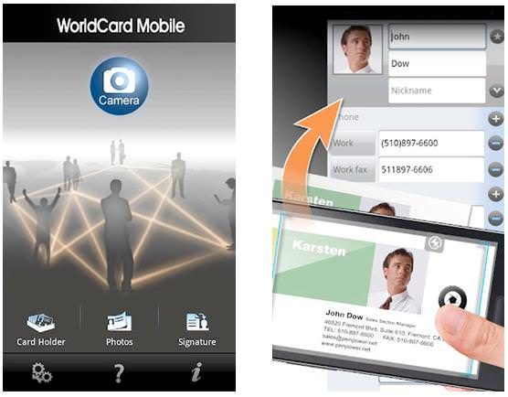 WorldCard Mobile picture
