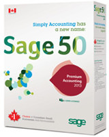 Sage 50 Accounting picture or screenshot