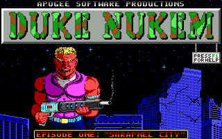 Duke Nukem picture or screenshot