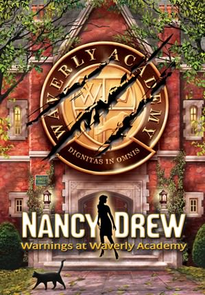 Nancy Drew: Warnings at Waverly Academy picture or screenshot